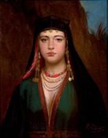 portrait-de-femme-orientale-clement